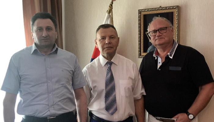 Петр Карпенко с рабочим визитом в Кабардино-Балкарии