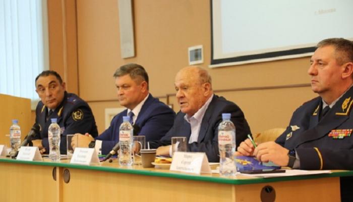 Состоялось заседание Общественного совета при ФСИН России