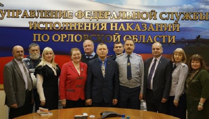Петр Карпенко посетил Орловскую область с рабочим визитом