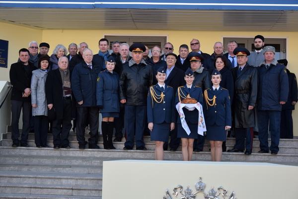 Петр Карпенко на выездном заседании Общественного совета при ФСИН России во Владимире