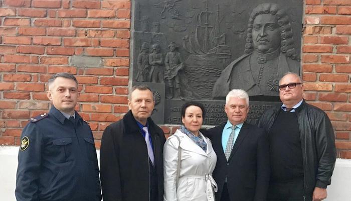 Петр Карпенко посетил Ростовскую область с рабочим визитом